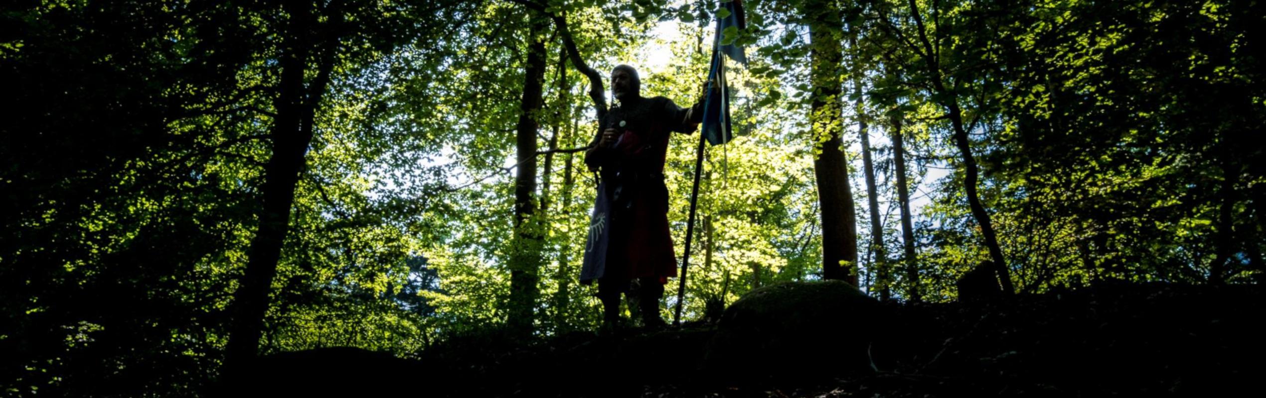 Im Schatten der Burg Kürnberg